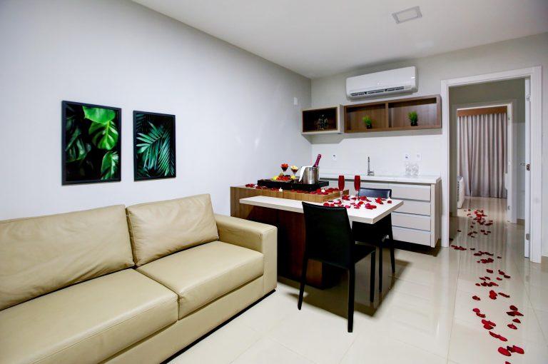 Advanced Hotel Flats Seu Hotel em Cuiaba MT Pacote Romantico 1