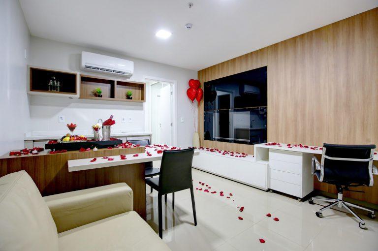 Advanced Hotel Flats Seu Hotel em Cuiaba MT Pacote Romantico 18